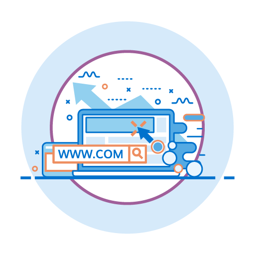 WordPress Website Design Table View Web Development theplacewebdesign Icon 4